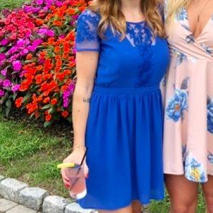 Gorgeous Royal Blue Tobi Dress